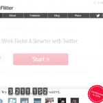 「ManageFlitter」の使い方、操作方法